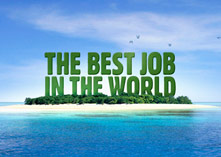 Image from The Best Job in the World Campaign